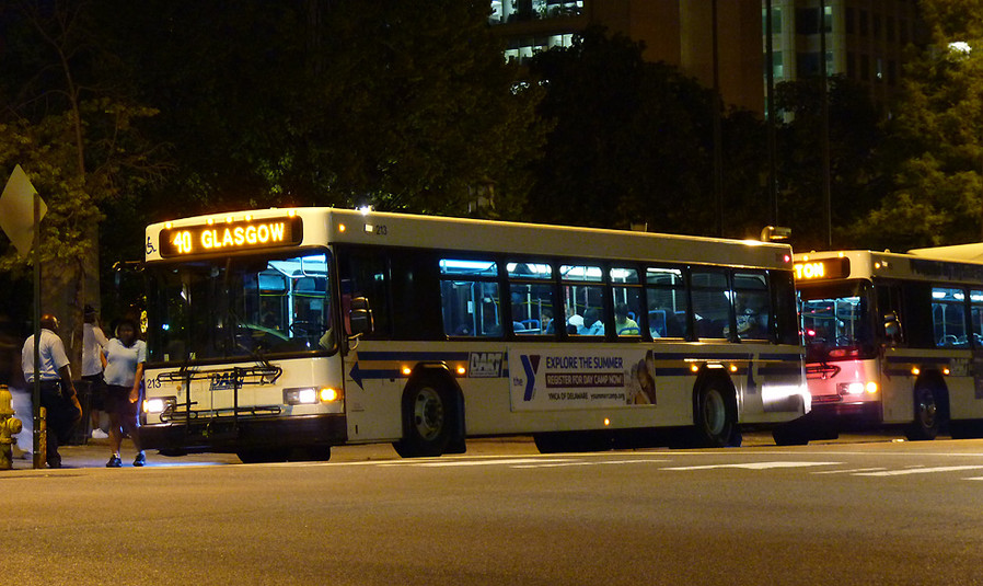 DART 213 at Rodney Square