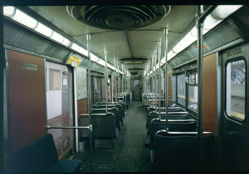 philadelphia transit vehicles 1960 budd m3s interior of m3 philadelphia transit vehicles. Black Bedroom Furniture Sets. Home Design Ideas