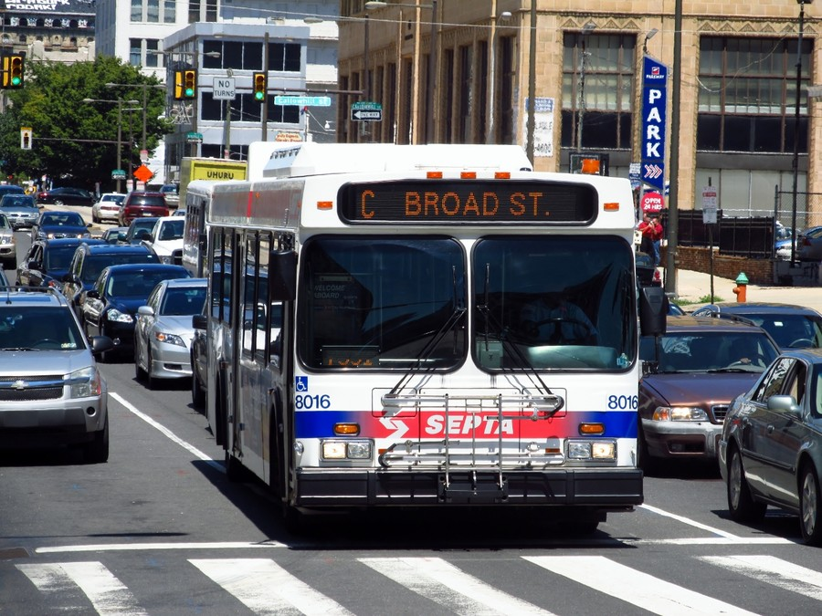 The Broad Street Bus
